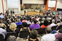 Agendas para o Plenário da Câmara iniciam-se na quarta-feira, 18