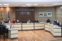 Câmara aprova cinco projetos durante sessão
