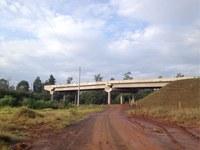 Câmara questiona o DNIT sobre a conclusão das obras no viaduto da BR-448
