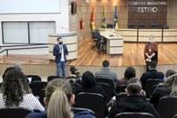 Câmara sedia treinamento para pesquisa sobre o coronavírus em Esteio