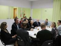 Comissão de Segurança trata sobre demandas da energia elétrica em Esteio