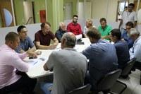 Comissões de Segurança e Urbanização discutem obra de responsabilidade da Corsan