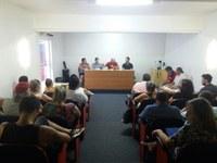 Dahmer apresenta projeto da Frente Parlamentar em Defesa da Previdência Social aos sindicalistas