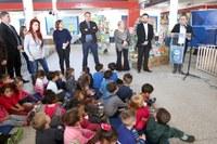 Em Esteio, escolas de educação infantil passam a contar com bibliotecas