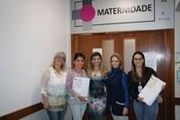 Fernanda Fernandes participa da Semana de Aleitamento Materno