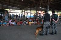 Proerd realiza evento em comemoração ao dia das crianças