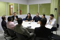 Reunião trata dos ajustes para implantação do sistema de afixação de fotos de foragidos condenados do RS em locais públicos
