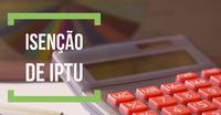 Rute Pereira sugere isenção do IPTU para famílias de baixa renda do programa Minha Casa Minha Vida