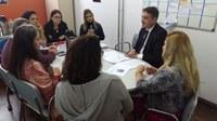 Sandro Severo apresenta proposta para combater violência nas escolas à Secretaria de Educação