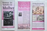 Semana da Mulher: Câmara vai trazer Exposição História do Trabalho da Mulher