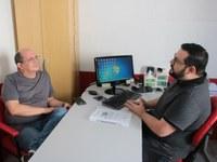 Vereador Euclides Castro faz visita a instituições educacionais de Esteio