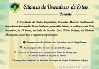 Câmara homenageia 50 anos do Jornal Destaque amanhã