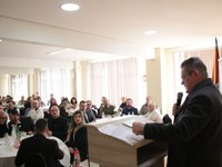 Vereadores participam de evento com vice-governador